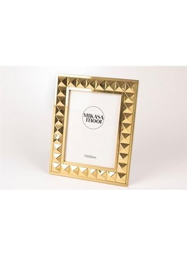 Mikasa Moor Gold Fotoğraf Çerçevesi 15X20Cm Altın